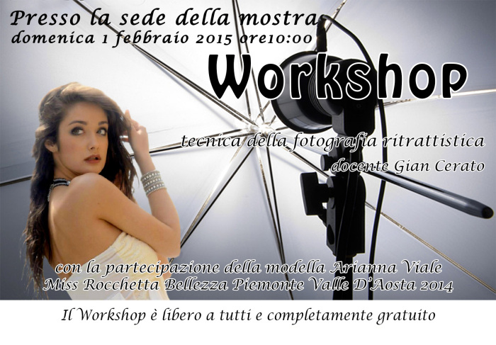 Workshop 2015 Arianna Viale e Mondoviphoto